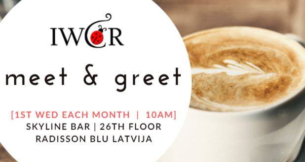 IWCR Morning Meet and Greet