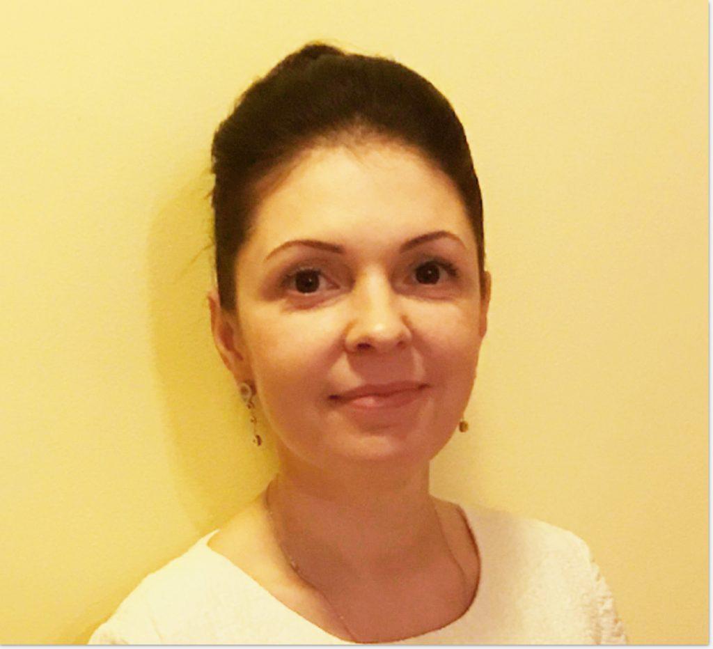Board International Womans Club Riga, Luncheon Coordinator Maria Nesterova