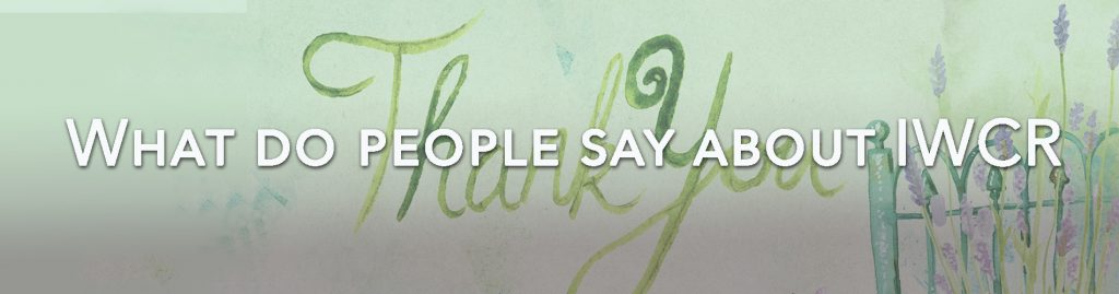What people say about the International Woman's Club Riga