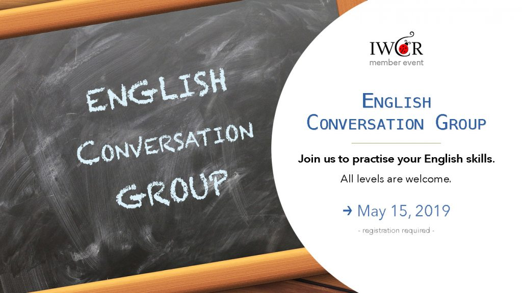 IWCR English Conversation Group