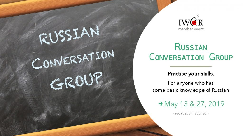 IWCR Russian Conversation Group